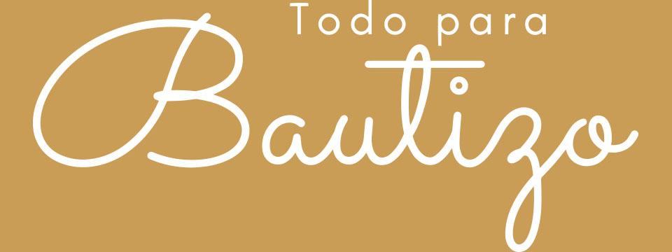 Todo Para Bautizo